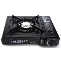 Kochmann ¤ Kofferes hordozható gázos szénizzító