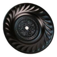 Caesar széntálca ¤ 34cm ¤ Fekete