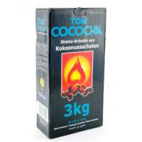 Faszén ¤ Tom Cococha ¤ 3kg ¤ Blue