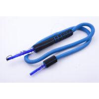 Hookah Pro mosható cső ¤ Grip ¤ Világos kék