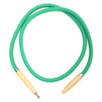 Standard szívócső ¤ 180cm ¤ Zöld