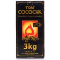 Faszén ¤ Tom Cococha ¤ 3kg ¤ Gold