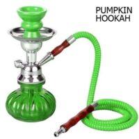 Pumpkin Hookah 24cm ¤ Zöld