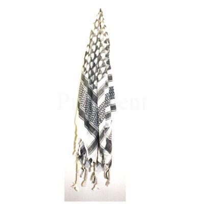 Arab kendő ¤ Fehér ¤ Szivecskés