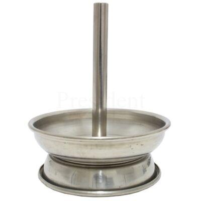 Caesar széntartó konzol set ¤ Ezüst