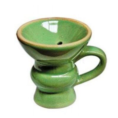 Füles kerámia ¤ Világos zöld