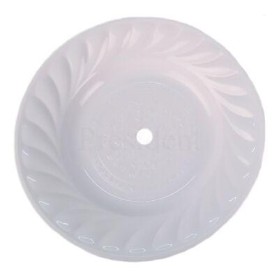 Caesar széntálca ¤ 39cm ¤ Fehér