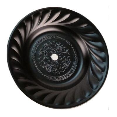 Caesar széntálca ¤ 39cm ¤ Fekete