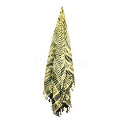 Arab kendő ¤ Sárga ¤ Kockás