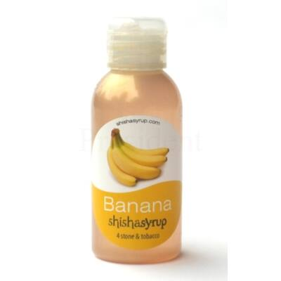 Shishasyrup ¤ Banana ¤ 100ml