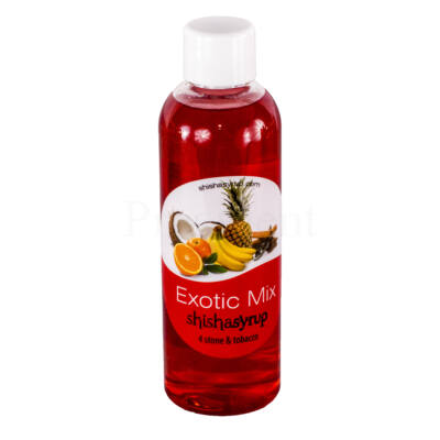 Shishasyrup ¤ Exotic Mix ¤ 100ml