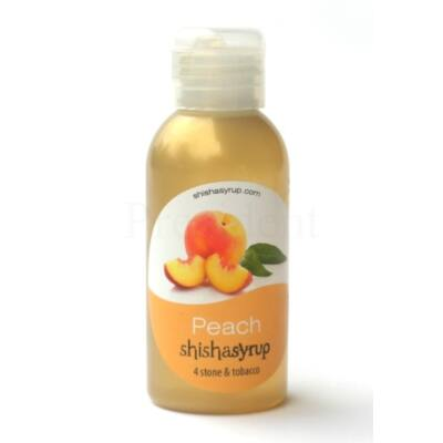 Shishasyrup ¤ Peach ¤ 100ml
