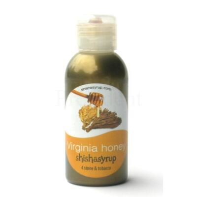 Shishasyrup ¤ Virginia honey ¤ 100ml