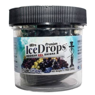 Ice Drops ¤ Triple Grape ¤ 50g