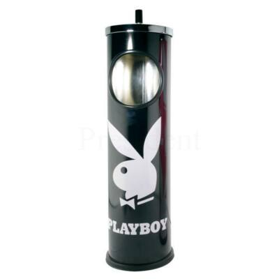 Playboy hamutartó kuka ¤ Fekete