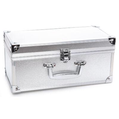 Alumínium doboz vízipipához 30x14x14 cm