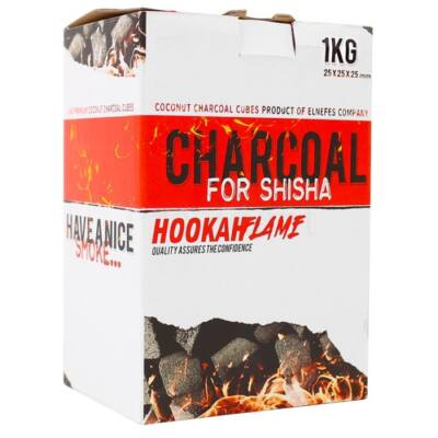 Hookah Flame ¤ Coconut Charcoal ¤ 1kg