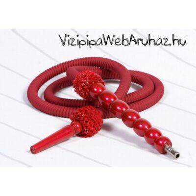 Szívócső ¤ 185cm ¤ Piros