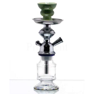 Boost üvegű Junior Hookah ¤ 28cm ¤ Zöld