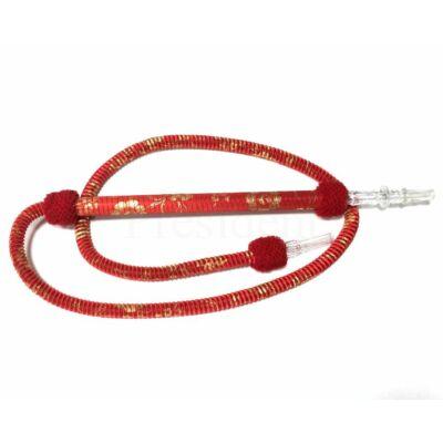TM mosható cső ¤ 185cm ¤ Piros mintás