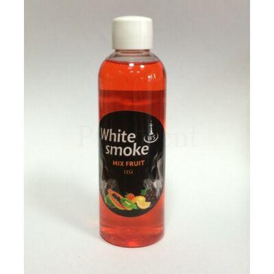 Syrup ¤ White smoke ¤ Mix fruit