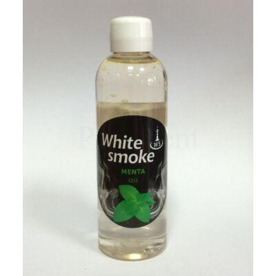 Syrup ¤ White smoke ¤ Menta