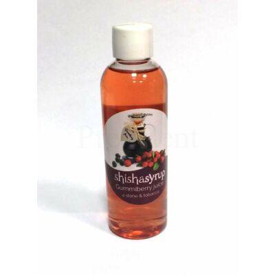 Shishasyrup ¤ Gummiberry juice ¤ 100ml