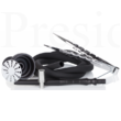 Aladin vizipipa ¤ MVP 360 ¤ Fekete csíkos ¤ 36cm
