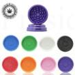 Műanyag színes grinder ¤ 6cm Ø