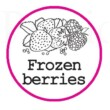 UNICREAM ¤ Frozen berries ¤ 120g