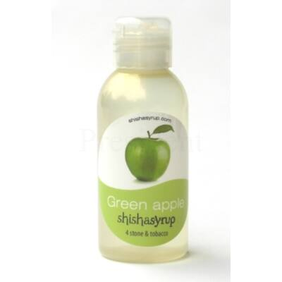 Shishasyrup ¤ Green apple ¤ 100ml