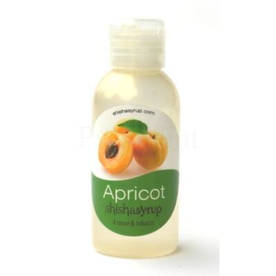 Shishasyrup ¤ Apricot ¤ 100ml