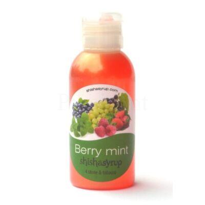 Shishasyrup ¤ Berry mint ¤ 100ml