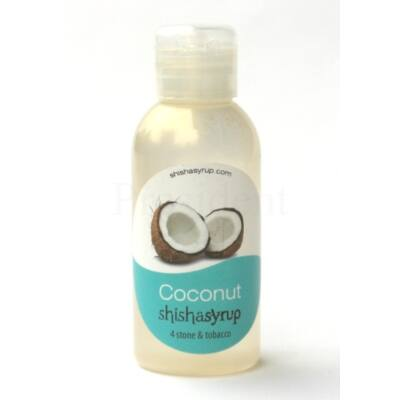 Shishasyrup ¤ Coconut ¤ 100ml