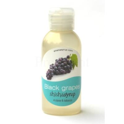Shishasyrup ¤ Black grapes ¤ 100ml