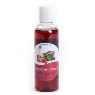 Shishasyrup ¤ Jamaican cherry ¤ 100ml