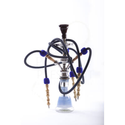 Top Mark ¤ 55cm ¤ Kék ¤ 3 személyes ¤ Sima üveggel