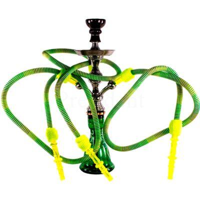 Top Mark ¤ 55cm ¤ Zöld ¤ 3 személyes ¤ Mintás üveggel