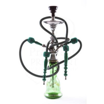 Top Mark ¤ 71cm ¤ Zöld ¤ 2 személyes ¤ Mintás üveggel