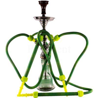Top Mark ¤ 71cm ¤ Zöld ¤ 3 személyes ¤ Sima üveggel