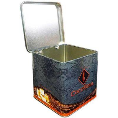 Fém széntartó doboz ¤ CocoSoul