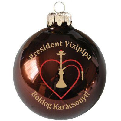 President karácsonyfadísz