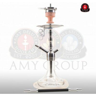 Amy ¤ Little Hammer ¤ 62cm ¤ Átlátszó ¤ Szilikon cső
