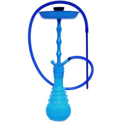 Luxe Hookah ¤ Neon 70cm ¤ Kék