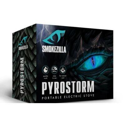 Smokezilla Pyrostorm elektromos szénizzító ¤ 500W