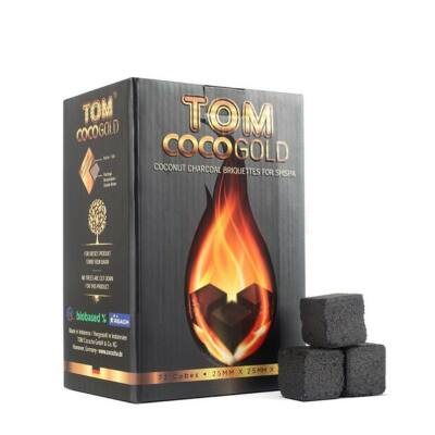 Faszén ¤ Tom Cococha ¤ 1kg ¤ Gold