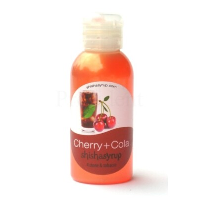 Shishasyrup ¤ Cherry + cola ¤ 100ml