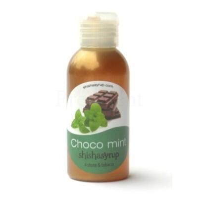 Shishasyrup ¤ Choco mint ¤ 100ml