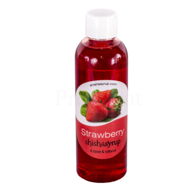 Shishasyrup ¤ Strawberry ¤ 100ml