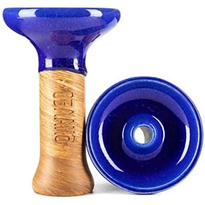 Oblako phunnel dohánytölcsér ¤ L Glazed ¤ Blue